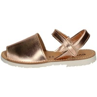Schuhe Mädchen Sandalen / Sandaletten Evoca STAR ROSA