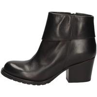 Schuhe Damen Ankle Boots Campanile CC43B SCHWARZ