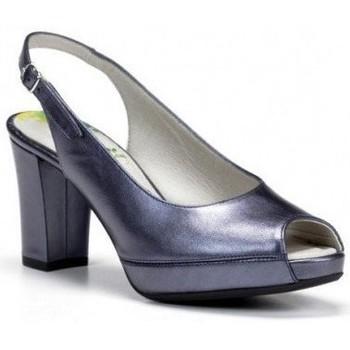 Schuhe Damen Sandalen / Sandaletten Dorking 24 Hrs mod.8657 Blau