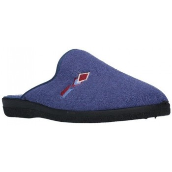 Schuhe Herren Hausschuhe Roal 870 Hombre Azul marino bleu