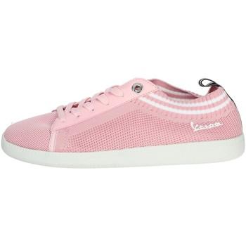 Schuhe Damen Sneaker High Vespa V00011-500-54 Rosa