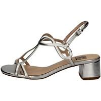 Schuhe Damen Sandalen / Sandaletten Bibi Lou 875Z11ES SILBER