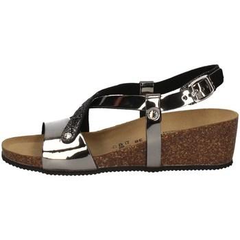 Schuhe Damen Sandalen / Sandaletten Valleverde G51398T ANTHRAZIT
