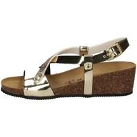 Schuhe Damen Sandalen / Sandaletten Valleverde G51398T PLATIN