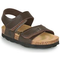 Schuhe Jungen Sandalen / Sandaletten Citrouille et Compagnie BELLI JOE Braun