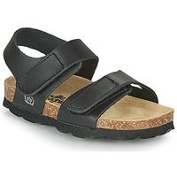 Schuhe Jungen Sandalen / Sandaletten Citrouille et Compagnie BELLI JOE Schwarz