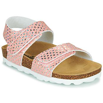 Schuhe Mädchen Sandalen / Sandaletten Citrouille et Compagnie BELLI JOE Rose