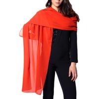 Accessoires Damen Schal Akè F691XALAK43C Rosso