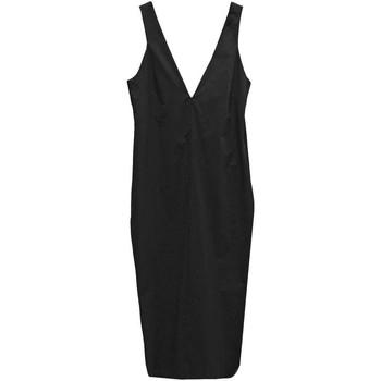 Kleidung Damen Maxikleider Claudie  schwarz