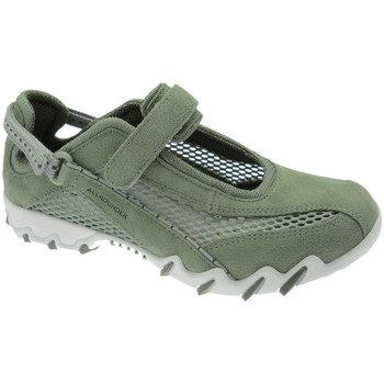 Schuhe Damen Slip on Allrounder by Mephisto MEPHNIROmil verde
