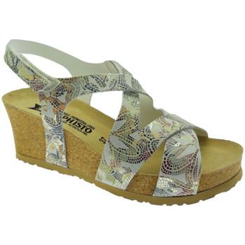 Schuhe Damen Sandalen / Sandaletten Mephisto MEPHLYLAmulti marrone