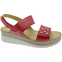 Schuhe Damen Sandalen / Sandaletten Melluso MW019133cor nero
