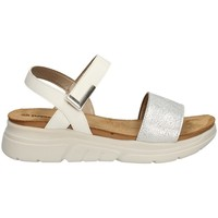Schuhe Damen Sandalen / Sandaletten Inblu BD 42 SILBER