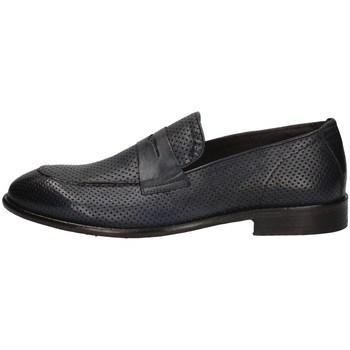 Schuhe Herren Slipper Exton 5378 JEANS