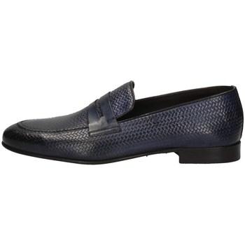 Schuhe Herren Slipper Exton 1021 JEANS