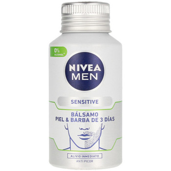 Beauty Herren After Shave & Rasurpflege  Nivea Men Sensitive Bálsamo Piel & Barba De 3 Días  125 ml