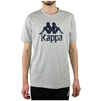 Kleidung Herren T-Shirts Kappa Caspar Tshirt Grau