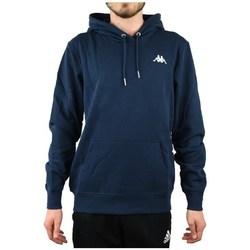 Kleidung Herren Sweatshirts Kappa Vend Hooded Dunkelblau