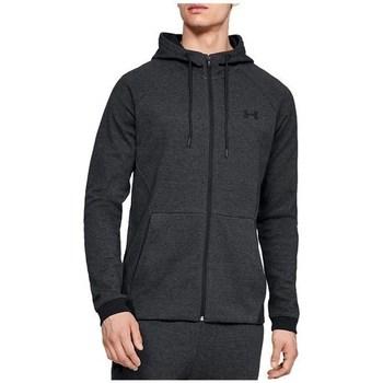 Kleidung Herren Sweatshirts Under Armour Unstoppable 2X Knit FZ Hoodie Graphit