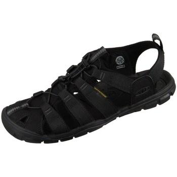 Schuhe Damen Wanderschuhe Keen Clearwater Cnx Schwarz