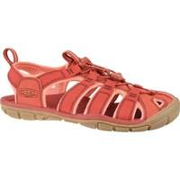 Schuhe Damen Sandalen / Sandaletten Keen Wms Clearwater Cnx Orangefarbig