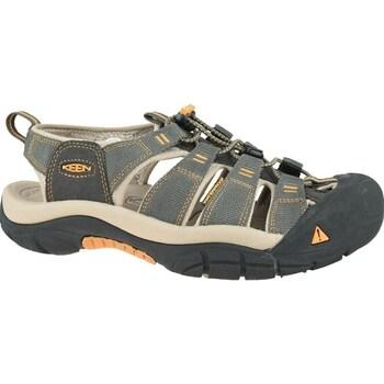 Schuhe Herren Sandalen / Sandaletten Keen Newport H2 Grau, Beige, Graphit