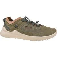 Schuhe Herren Sneaker Low Keen Highland Beige, Olivgrün
