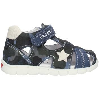 Schuhe Jungen Sandalen / Sandaletten Balocchi 103306 Blau