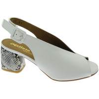 Schuhe Damen Sandalen / Sandaletten Melluso MEN622PTbi bianco