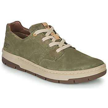 Schuhe Herren Sneaker Low Caterpillar RIALTO NUBUCK Grün