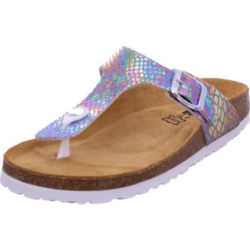 Schuhe Damen Zehensandalen Bold - 0027.321 gold/bunt