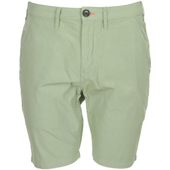 Kleidung Herren Shorts / Bermudas Paul Smith Bermuda Regular-fit coton Grün