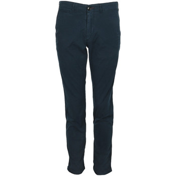 Kleidung Damen Chinohosen Paul Smith Jeans Tapered Blau