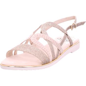 Schuhe Damen Sandalen / Sandaletten Jana - 8-8-28114-24/929-929 GOLD MET STR