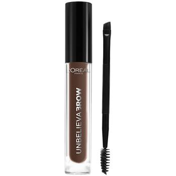 Beauty Damen Augenbrauenpflege L'oréal Unbelieva Brow Gel 105-brunette 1 u