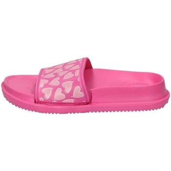Schuhe Jungen Pantoletten De Fonseca ELBA E G614 FUCHSIE