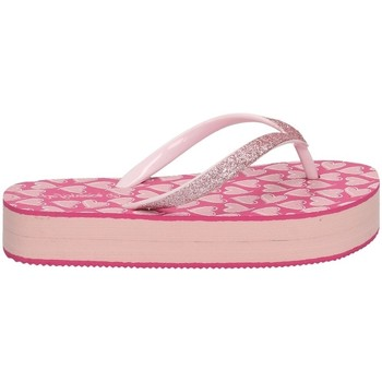 Schuhe Mädchen Pantoletten De Fonseca VIESTE E G614 ROSA