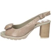 Schuhe Damen Sandalen / Sandaletten CallagHan 24811 STEIN