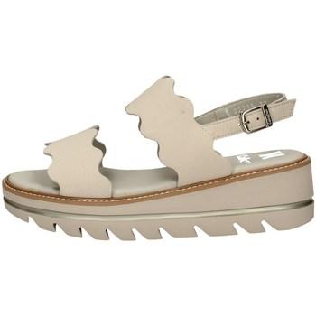 Schuhe Damen Sandalen / Sandaletten CallagHan 22715 GRAU