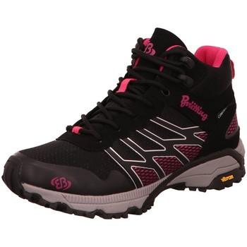 Schuhe Damen Fitness / Training Brütting Sportschuhe 221196 schwarz