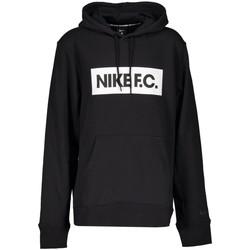 Kleidung Herren Pullover Nike Sport F.C. Fleece Kapuzensweatshirt Schwarz F010 CT2011 Other