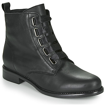 Schuhe Damen Boots Betty London NAMA Schwarz