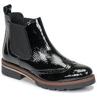 Schuhe Damen Boots Betty London NAVA Schwarz