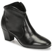 Schuhe Damen Low Boots Betty London NORIANE Schwarz