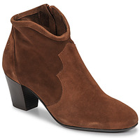 Schuhe Damen Low Boots Betty London NORIANE Camel