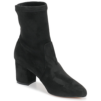 Schuhe Damen Low Boots Betty London NOUMET Schwarz