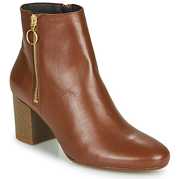 Schuhe Damen Low Boots Betty London NILIVE Camel