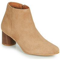 Schuhe Damen Low Boots Betty London NILOVE Beige
