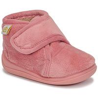Schuhe Mädchen Hausschuhe Citrouille et Compagnie HALI Rose