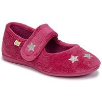 Schuhe Mädchen Hausschuhe Citrouille et Compagnie LANINOU Bordeaux